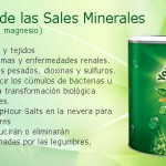 Cuatro Sales pHour Salts Alkaline Care